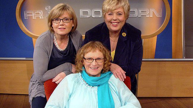 Iris Johansson medverkade i Fråga Doktorn som sändes i SVT